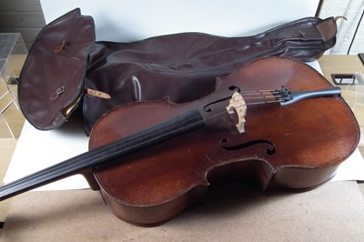 Lot 12 - Cello