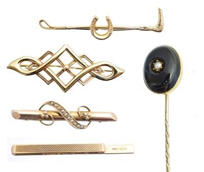 Lot 29 - A selection of jewellery