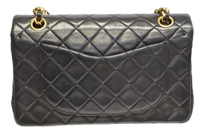 Lot 125 - A Chanel Classic Double Flap Bag