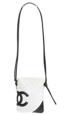 Lot 67 - A Chanel Cambon Ligne Messenger Bag