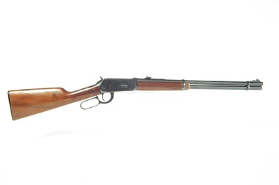 Lot 111 - Deactivated Winchester Model 94 .44 magnum lever action rifle