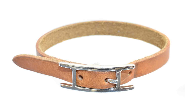 Lot 29 - A Hermès Hapi bracelet