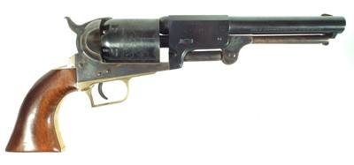 Lot 87 - Deactivated Italian ASM Colt Dragoon .44 revolver