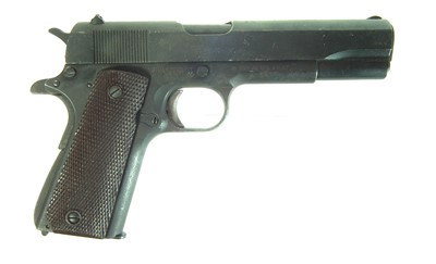 Lot 96 - Deactivated M. 1911 A1 .45ACP Semi Automatic Pistol