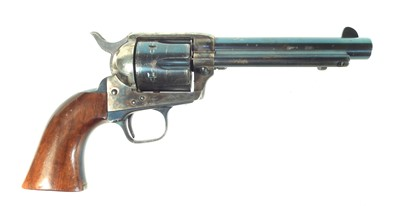 Lot 89 - Deactivated Ubert Colt 1873 Single Action Army .44-40 revolver