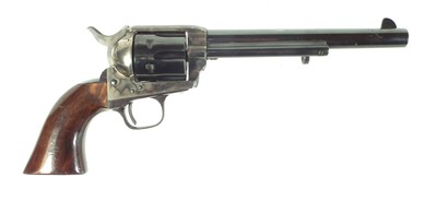 Lot 90 - Deactivated Colt Single Action Army .45 LC revolver