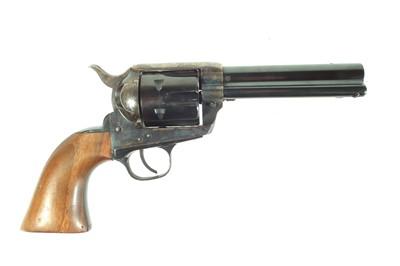 Lot 94 - Deactivated Armi San Marco Colt Single Action Army .44-40 revolver