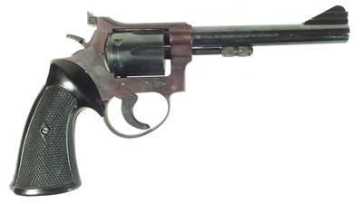 Lot 98 - Deactivated S&WL .32 revolver