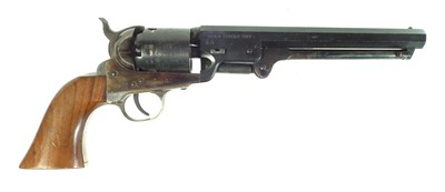Lot 93 - Deactivated Uberti 1851 Colt Navy .36 percussion revolver