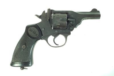 Lot 100 - Deactivated Webley MKIV .38 revolver