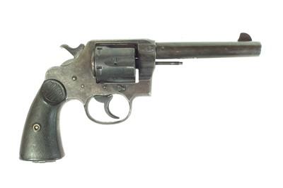 Lot 101 - Deactivated Colt New Service .455 Eley revolver