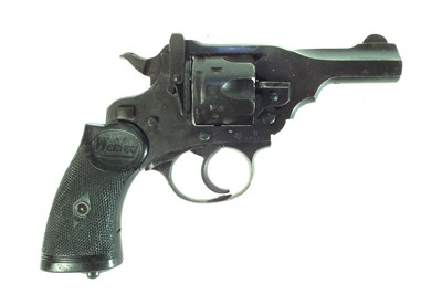 Lot 102 - Deactivated Webley MKIV .38 revolver