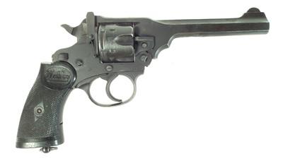 Lot 103 - Deactivated Webley MKIV .38 revolver