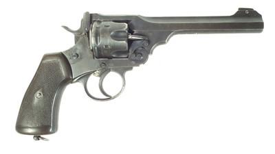 Lot 104 - Deactivated MkIV* .455 British service revolver
