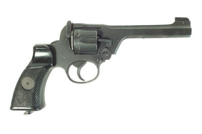 Lot 105 - Deactivated British Tank Crews .38 revolver