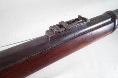 Lot P. Webley Martini Henry .577/450 rifle