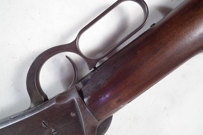 Lot Winchester 1894 .32-40 saddle ring carbine