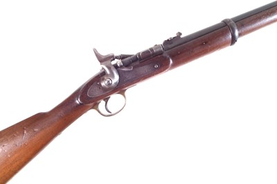 Lot 41 - Enfield Snider .577 two band carbine
