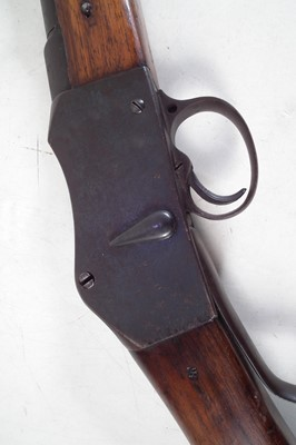 Lot 42 - Enfield Martini Henry .577 / 450 artillery carbine MkII