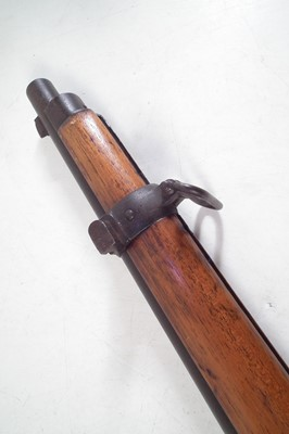 Lot Enfield Martini Henry .577 / 450 artillery carbine MkII