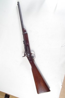 Lot 43 - B,S,A, Snider .577 cavalry carbine