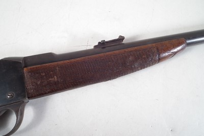 Lot Osbourne and Co. sporting Martini Henry .577/450 rifle
