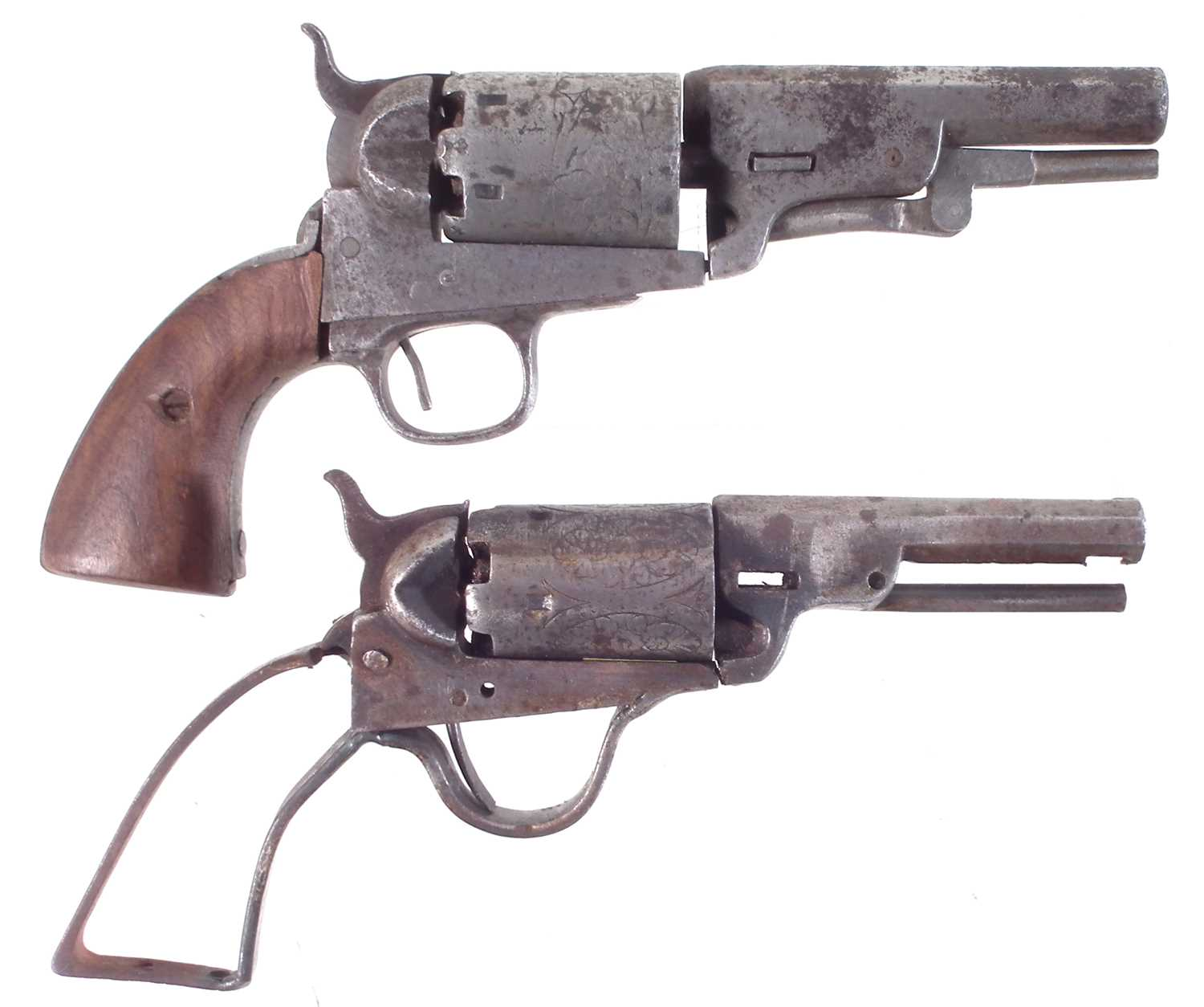 Lot Two Clement Arms Revolvers