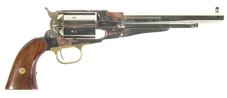 Lot Pietta Remington copy 9mm blank firing revolver