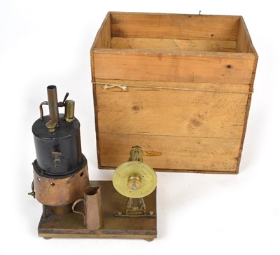 Lot 36 - Steam Engine