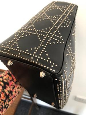 Lot 12 - A Christian Dior Lady Dior MM bag