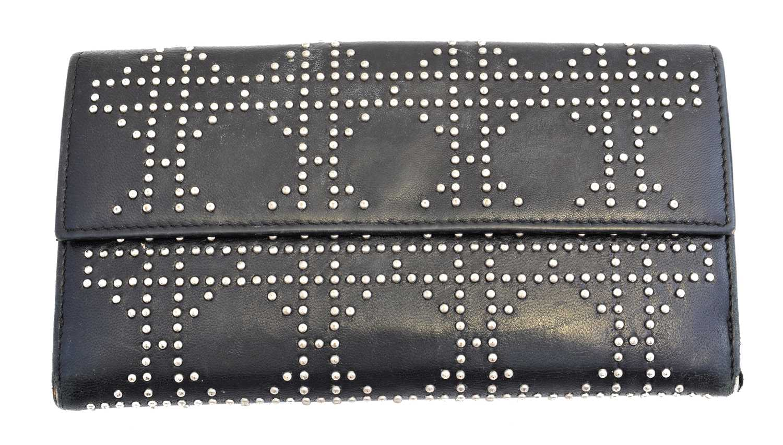Lot 136 - A Christian Dior wallet