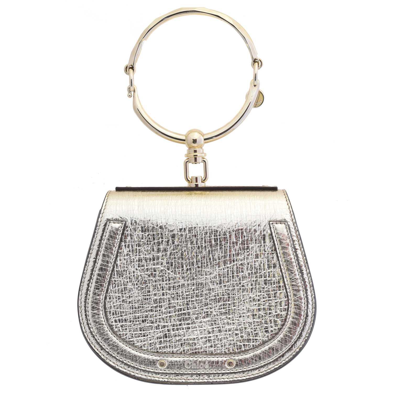 Lot 55 - A Chloe Nile Bracelet bag