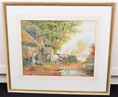 Lot 10 - Charles James Keats (19th century)