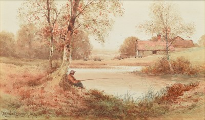 Lot 26 - Creswick Boydell A.R.Cam.A. (British active from 1889-1916)
