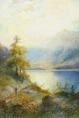 Lot 33 - Emil Axel Krause (fl.1891-1914)