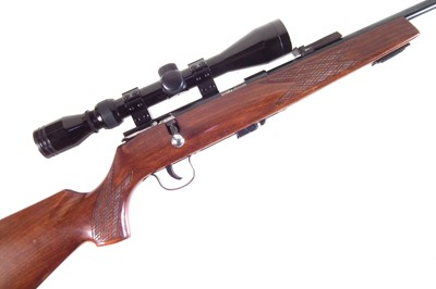 Lot Wischo .22 bolt action rifle