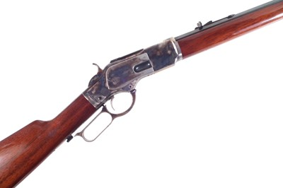 Lot Uberti .44 special 1873 lever action rifle