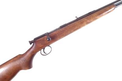 Lot BSA Sportsman Ten .22 bolt action rifle