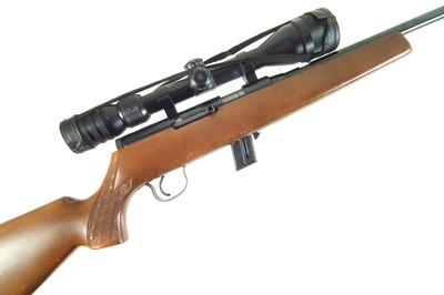 Lot Mauser .22 semi automatic rifle