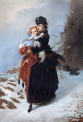 Lot 64 - William Powell Frith R.A. (1819-1909)