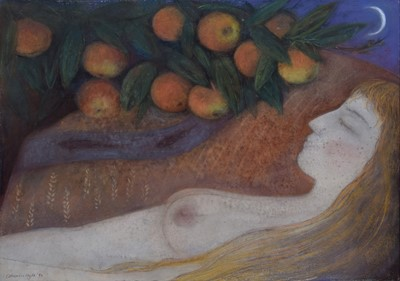Lot 40 - Catherine Hyde (20th/21st century)
