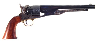Lot Colt 20th century 1860 model army .44 revolver