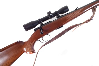 Lot Anshutz model 1422 .22lr bolt action rifle