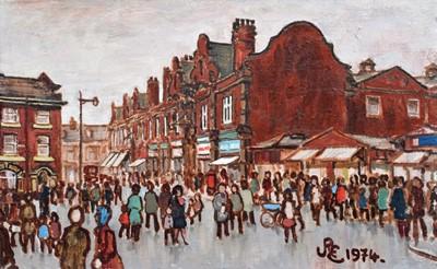 Lot 122 - Roger Eastwood (British 1942-2013)
