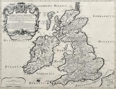 Lot 74 - Antiquae Insulae Britannicae. Rossi, Giovanni Giacomo de, 1627-1691.