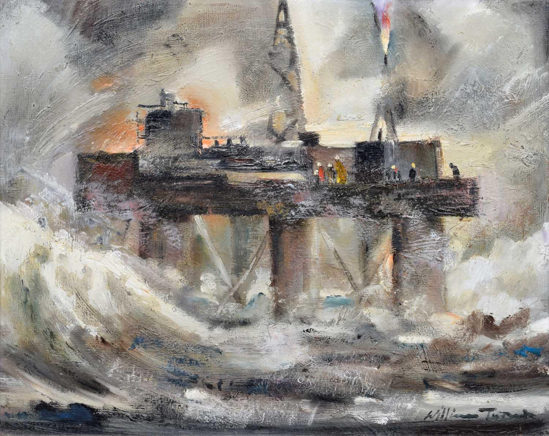 Lot 1 - William Turner F.R.S.A., R.Cam.A. (British 1920-2013)