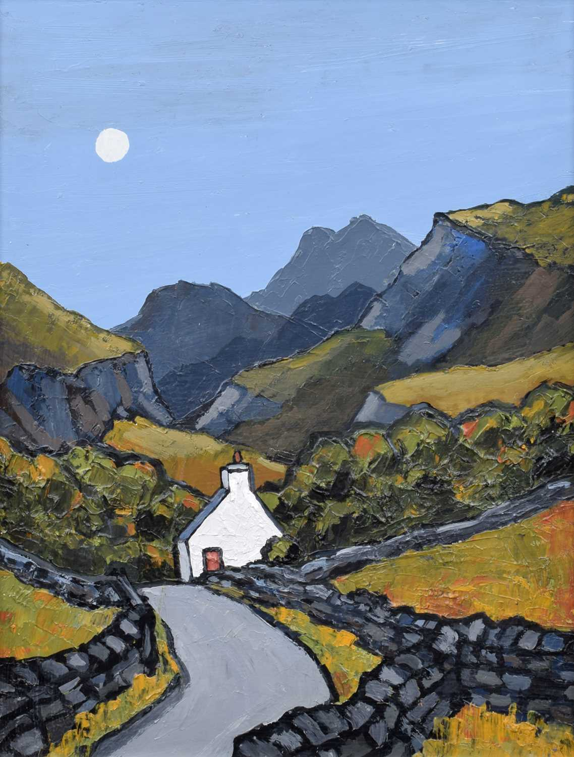 Lot 29 - David Barnes (British 1943-)