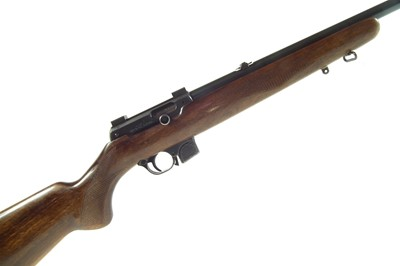 Lot Brno .22lr Model 581 semi automatic rifle LICENCE REQUIRED