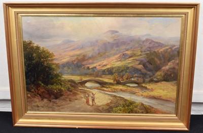 Lot 15 - Samuel Lawson Booth (British 1836-1928)