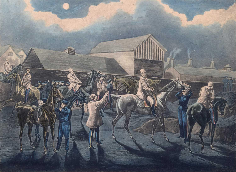 Lot 8 - John Harris (British 1791-1873) after Henry Alken (British 1785-1851)